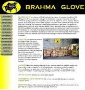 Brahma Glove