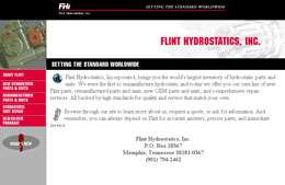 Flint Hydrostatics