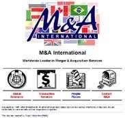 M&A International