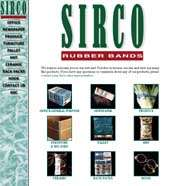 Sirco Rubber Bands